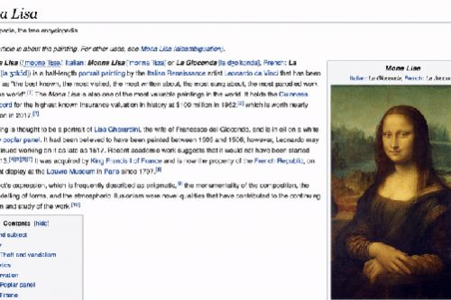 Wikipedia has added page previews for easier browsing