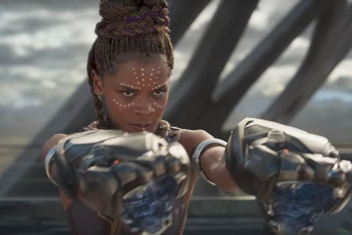 Black Panther tops The Last Jedi in four-day opening weekend