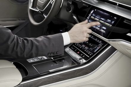Audi MMI Touch Response infotainment review