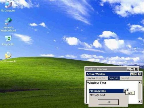 The story of the Windows XP 'Bliss' desktop theme-and what it looks like today
