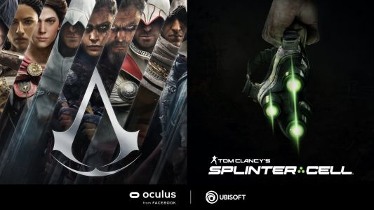 Oculus is getting exclusive Assassin's Creed and Splinter Cell VR games