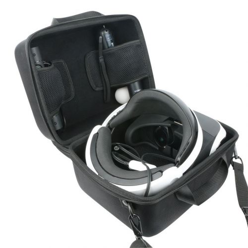 These cases are built to let you travel with your PSVR!