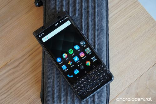 BlackBerry announces an Android Oreo beta for the KEYone