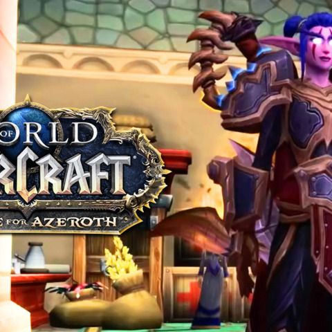 World Of Warcraft: Battle For Azeroth Pre-Patch Survival Guide Trailer