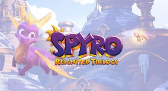 Spyro Reignited Trilogy:  un trailer de lancement en avance