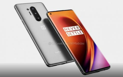 OnePlus 8 leaked photos reveal a familiar OnePlus 7T Pro back