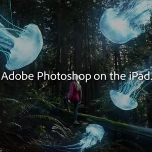 Adobe says editing app Photoshop CC and drawing app Project Gemini are bound for the iPad next year