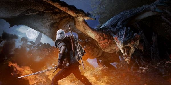 Monster Hunter: World's The Witcher Crossover Gets A Release Date