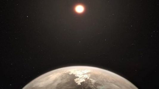 Neighboring Earth-Like Exoplanet Could Support Life
