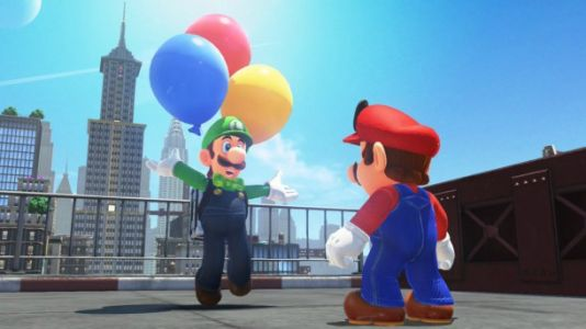 Luigi Update, New Costumes Coming To Mario Odyssey This Week