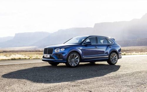 2021 Bentley Bentayga Speed gives 190mph SUV a W12 heart