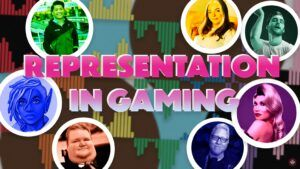 Gaming industry members talk about representation in video games