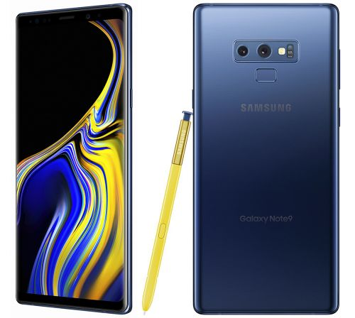 T-Mobile Galaxy Note 9 update released with security patches