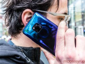 Huawei Mate 20 Pro now available in Canada