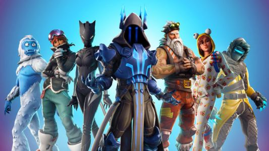 Fortnite Season 7 Adds Winter Section of the Map, Planes, and Weapon Skins