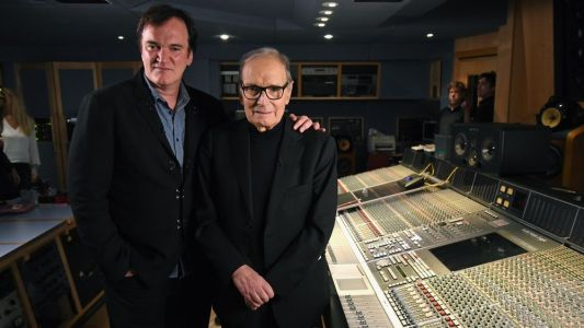 """The Composer of THE HATEFUL EIGHT Calls Quentin Tarantino """"a Cretin"""" and Trashes His Movies"""