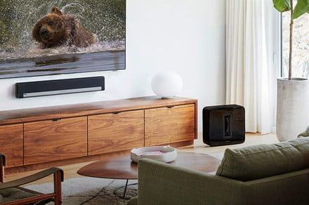 Save up to $100 on the Sonos Beam, Sub, and Playbar before game day