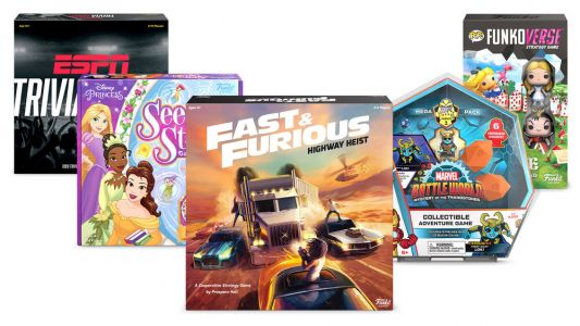 Funko Games Announces New Games Including FAST & FURIOUS: HIGHWAY HEIST