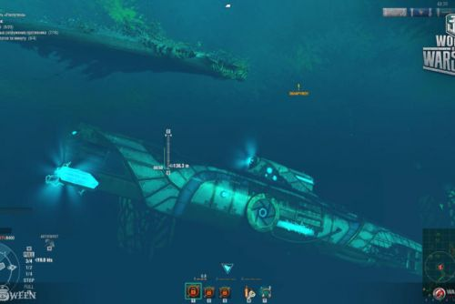 World of Warships dives deep for new players, adding submarines to popular naval combat game