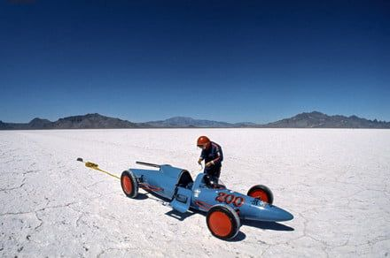 Bonneville land speed record World Finals Salt Flats survival guide