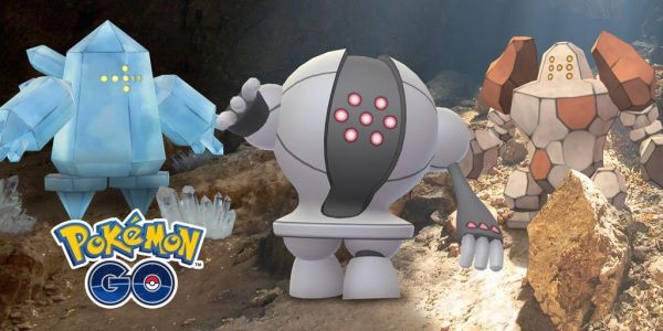 Pokemon Go: Last Chance To Get Regice