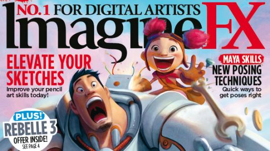 Start your animation adventure with ImagineFX