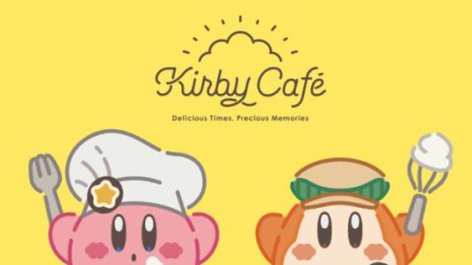 Cuteness and Treats Intersect with This Adorable New Kirby Cafe in Tokyo