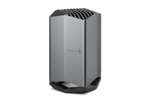 Blackmagic offers a new integrated eGPU for Thunderbolt 3 MacBook laptops