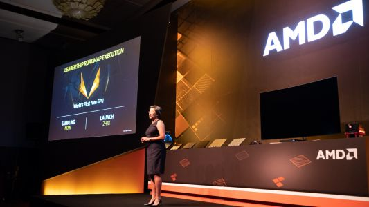 AMD details next-generation 7nm Radeon Instinct graphics