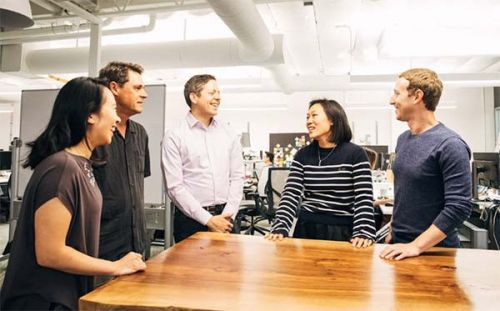 Chan Zuckerberg Initiative hires to donate tech, not just money