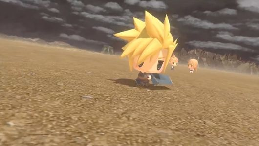 A World Of Final Fantasy Sequel Is Coming To Mobile In Japan Later This Year