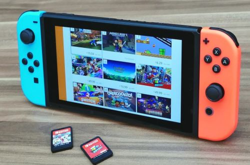 Nintendo's New Switch Console Surprisingly Debuts to Weak Sales in Japan
