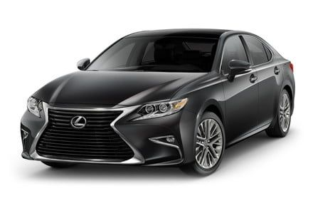 2019 Lexus ES Lineup first drive review