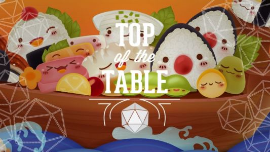 Top Of The Table - Sushi Roll