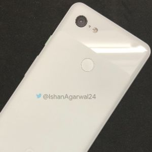 Pixel 3 XL leaks reveal new looks for the camera and Google Assistant user interfaces