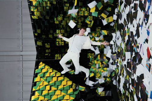 Ok Go's new video is a trippy tribute to paper and printers