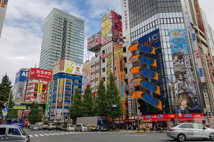 Is Japan's fabled Akihabara district still a gadget Mecca? You better believe it