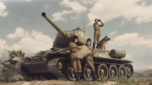 T-34-85 Rudy: One Tank-Two Nations