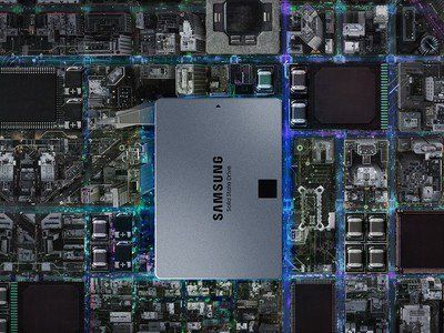 Save $22 and speed up your PC with Samsung's 1TB 860 QVO solid state drive