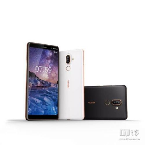 More Nokia 7 Plus press images leak now, this time in China