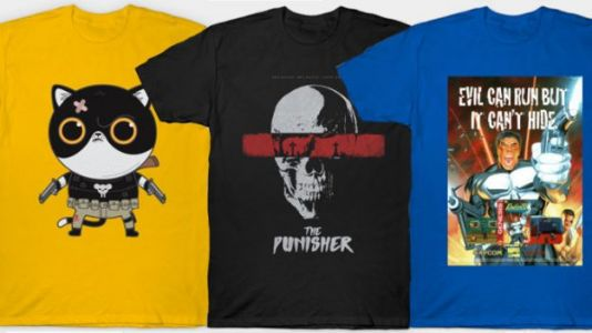 T-Shirt Tuesday: The Best Punisher Shirts