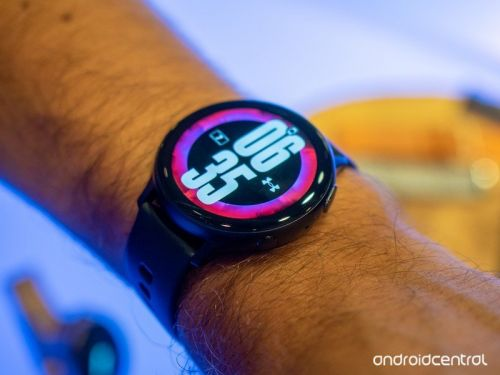 Galaxy Watch Active 2 is Samsung's first smartwatch to get SmartThings Find