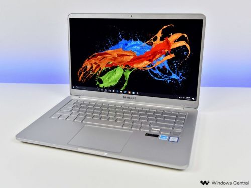 The 13-inch Notebook 9 is Samsung's best laptop