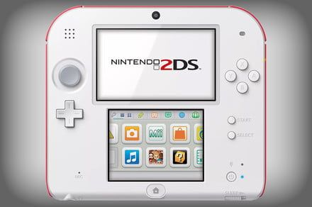 Target throws in a free 3DS game of your choice when you buy a Nintendo 2DS