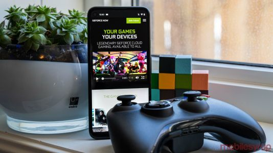 Steam games can now be played on Xbox via GeForce Now