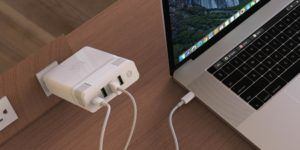 This Adapter Brings More Ports to Your MacBook Pro's Charger