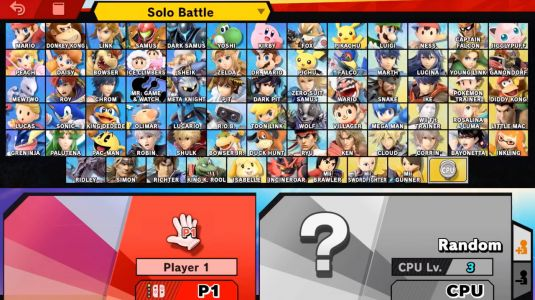 All Smash Bros. Ultimate Characters Confirmed, But DLC Is On The Way