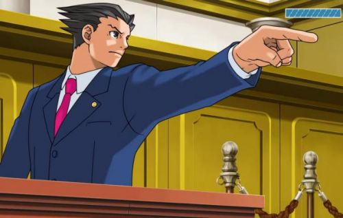 Phoenix Wright: Ace Attorney Trilogy coming to PC, consoles