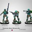 Corvus Belli Previews March Releases