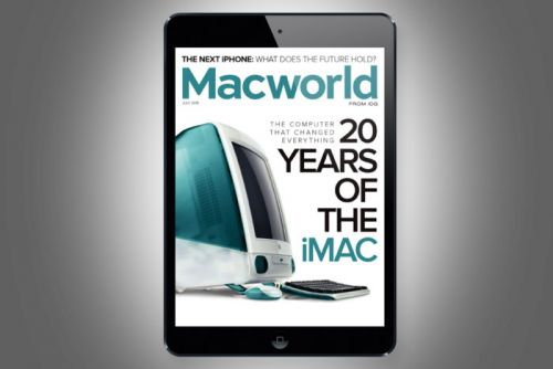 Macworld's July Digital Magazine: 20 Years of the iMac